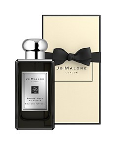 Jo Malone London - Bronze Wood & Leather Cologne Intense 3.4 oz.